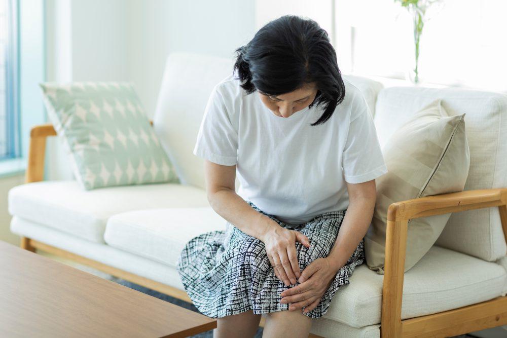 膝痛の原因と施術内容